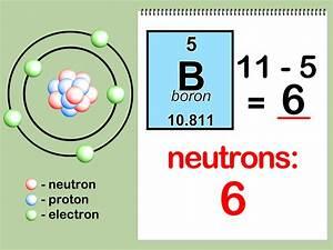 Het Aantal Neutronen  Protonen En Elektronen Bepalen