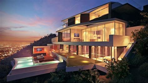 dustin hoffmans los angeles investment property   million price cut mansion global