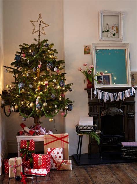 inspiring christmas tree ideas  small spaces feed