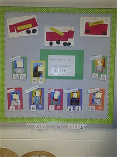 78 best images about community helpers on 266 | 4ea5cf09258f3b2227aca8b26bb6ab4d interactive bulletin boards community helpers
