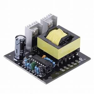 1pc 150w Dc 12v To Ac 110v  220v 20khz Inverter Board Squarewave Voltage Converter Module