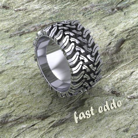 Tread Ring  Silver Or Gold  Edde Designs. Realm Wedding Rings. Peridot Accent Wedding Rings. Gants Wedding Rings. Plated Wedding Rings. Cute Big Wedding Wedding Rings. Biker Rings. Avarice Rings. Limbal Ring Rings