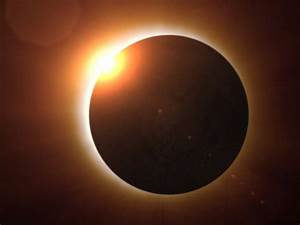 Total solar eclipse happening today | Belize News and ...