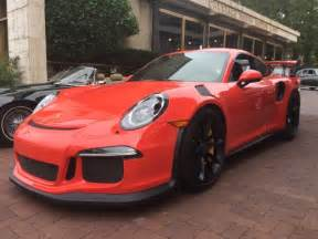 911 Gt Rs by 2016 Porsche 911 Gts Rs