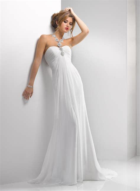 sheath wedding dresses  high class wedding
