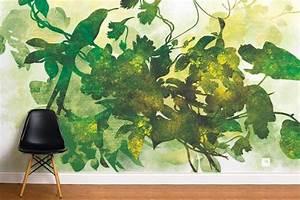 Poster Mural Nature : poster mural oiseau nature izoa ~ Teatrodelosmanantiales.com Idées de Décoration