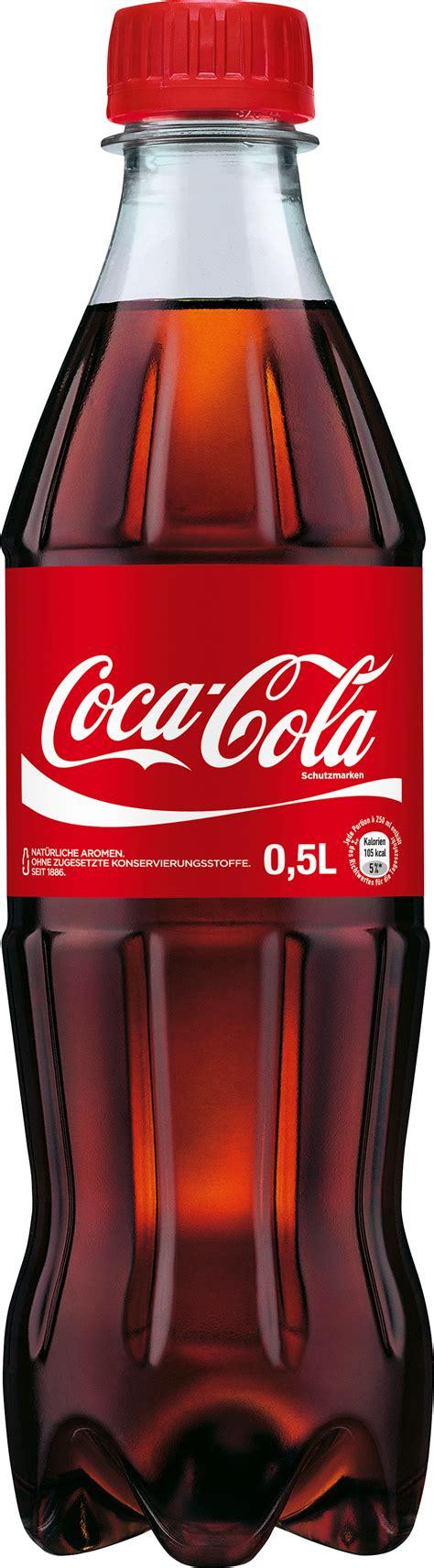 coca cola flasche pet   einweg png   icons