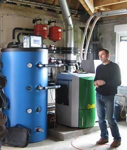Chaudiere Bois Et Granulés : reportage journ es du granul entreprise roger ~ Premium-room.com Idées de Décoration