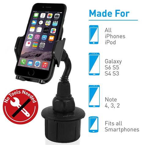 cup holder phone mount cup holder phone mount are boon for car driving