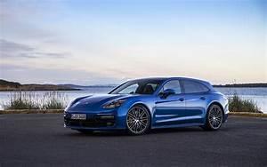 Porsche Panamera Break : test porsche panamera turbo sport turismo 2017 autowereld ~ Gottalentnigeria.com Avis de Voitures
