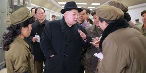 kim jong  starts glorious  hat trend  north korea