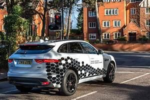 Jaguar Land Rover : jaguar land rover enter the autonomous race begin public testing ~ Maxctalentgroup.com Avis de Voitures