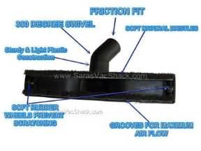 hard floor brush attachment for dyson dc07 dc14 vacuum