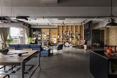polished concrete flooring interior design ideas