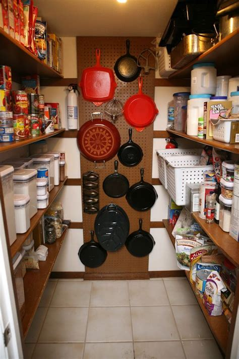 pegboard kitchen storage 10 ways to achieve the most organized pantry 1446