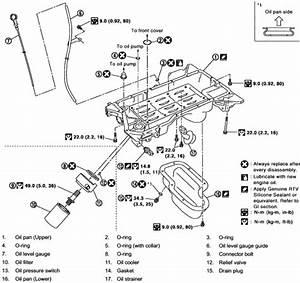 2006 Nissan Titan Timing Chain Diagram