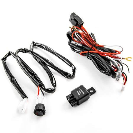 Walmart Canada Wiring Kit by Wiring Harness Kit For Led Lights 200w 12v 40a Fuse Relay