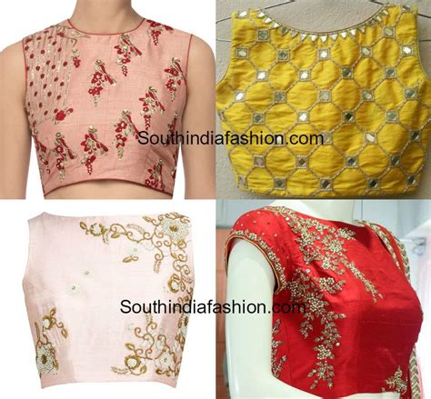 crop top blouse blouse designs fashion trends south india fashion
