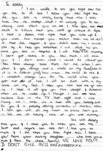 daughter39s heartrending letter to 39best dad39 kicked to With dad to daughter letter