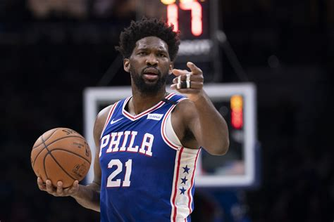 joel embiid injury update grotesque dislocated finger