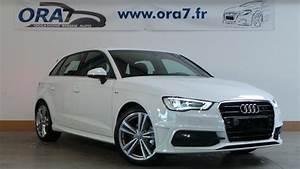 Garage Audi Lyon : audi a3 sportback s line blanche wallpapers images photos pour audi a3 sportback s line audi ~ Medecine-chirurgie-esthetiques.com Avis de Voitures
