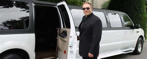 Limo Chauffeur by Enchanted Limousine