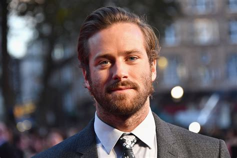 Armie Hammer Calls His Divorce From Elizabeth Chambers a ...