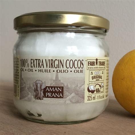 huile de coco pour cuisiner une astuce efficace pour blanchir les dents l huile de coco