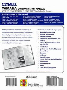 Yamaha Outboard 2004 90 Wiring Diagram