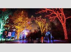 Washington, DC Area Christmas Light Displays 2018
