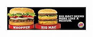 "Burger King: ""MEDIUM"" Outdoor Advert by Crispin Porter ..."