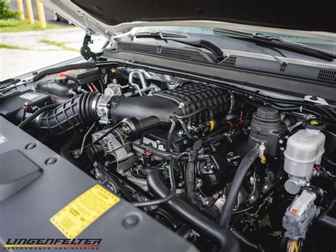 Lingenfelter 700 HP Engine Package Kit SUV