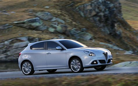 2014 Alfa Romeo by Alfa Romeo Giulietta 2014 Widescreen Car Wallpaper