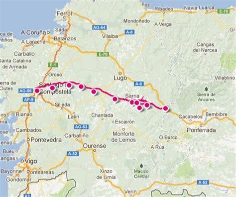 camino de santiago percorso ultimi 100 chilometri cammino di santiago in spagna