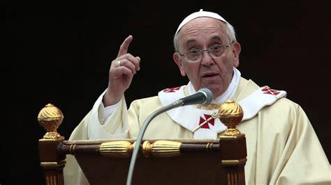 si鑒e apostolique ne pas partager la richesse avec les pauvres c est du vol le pape voit le capitalisme comme une nouvelle tyrannie réseau international