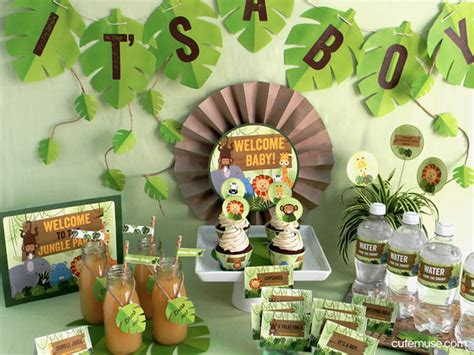 lots  baby shower banner ideas decorations