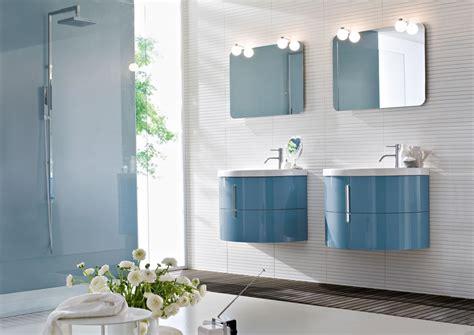 moon meubles de salle de bains avec vasque courbe