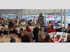 Employees gather at Nissan for holiday lunch Fred Beans