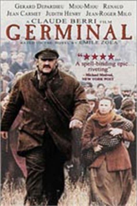 Germinal Résumé by Germinal V Fran R 233 Sum 233 Du S 233 Ances Horaires Salles Pour Germinal V Fran
