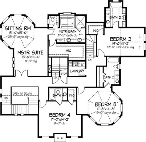 bed room house plan with stairs collection feng shui news