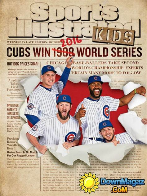 sports illustrated kids april