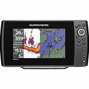Humminbird Helix 9 Gps Fishfinder 409920