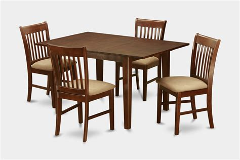 dining room table 4 chairs 5 piece kitchen nook dining set small dining tables and 4