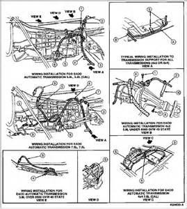 similiar 4r100 transmission diagram keywords ford e4od transmission wiring harness diagram 4l30e transmission