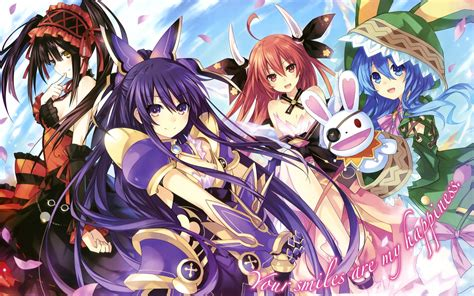 A possible Date A Live game on mobile devices - Nerd Reactor