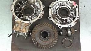 Pt 1 Honda Trx300 Final Drive Rebuild At D Ray U0026 39 S Shop