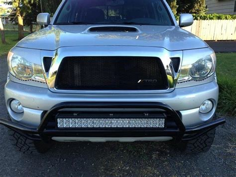 post pictures of led lights on bull bar tacoma world