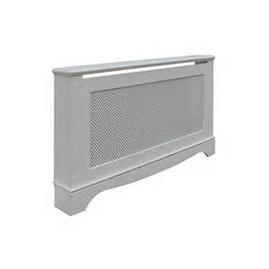 berkshire large white radiator cover departments diy