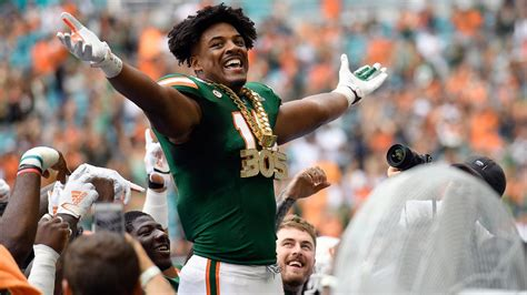 NFL draft profile: Greg Rousseau of Miami - Baltimore Sun