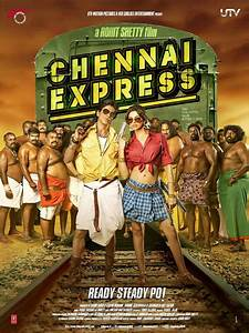 The Power of Halwai — review of Chennai Express – A Fine ...